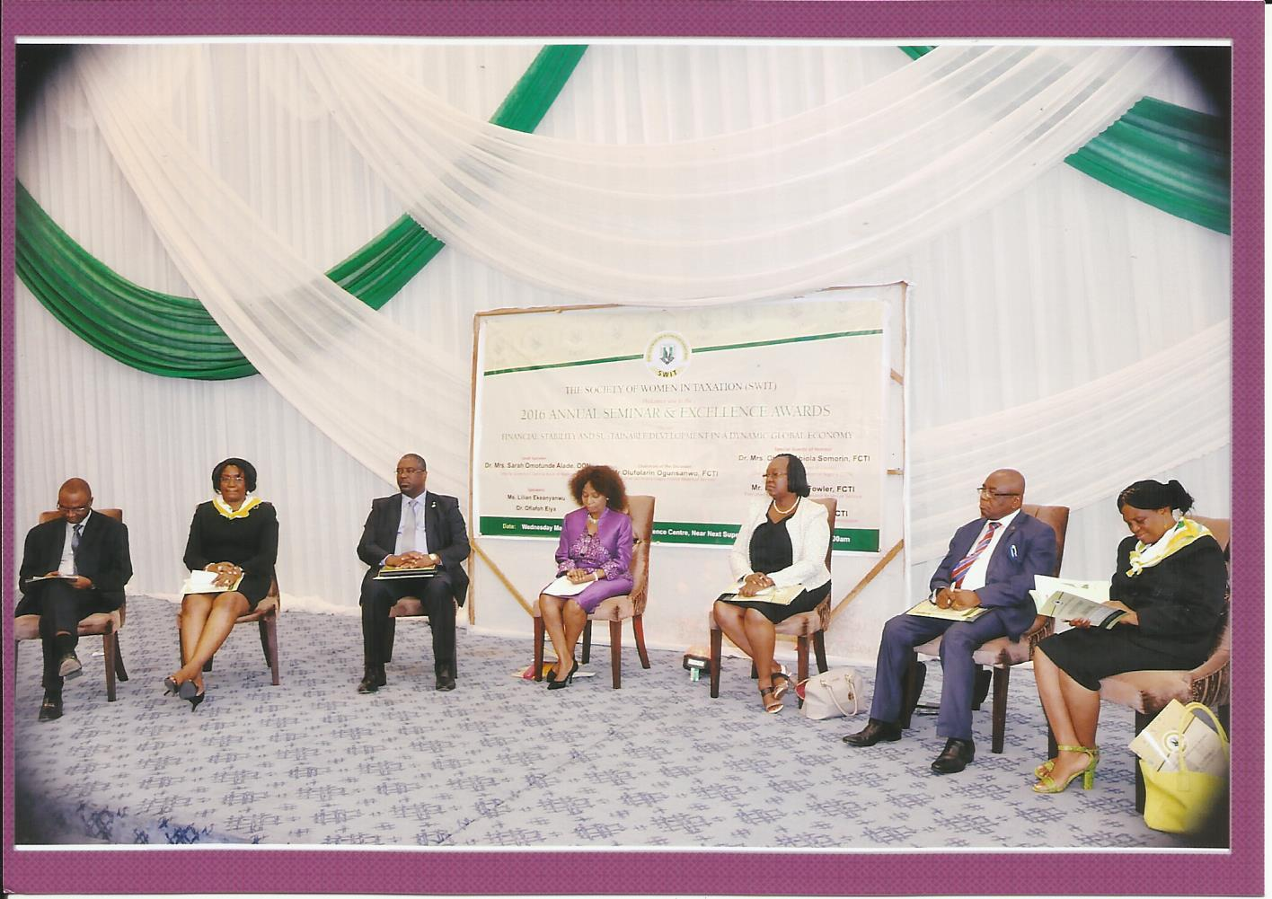 CREATING AN EFFECTIVE TAX PROCESS:  ALIGNING POLICIES OF GOVERNMENT FOR SUSTAINABLE DEVELOPMENT